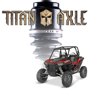 Titan Axle Polaris RZR XP 1000 Highlifter Edition (2017+) Axle
