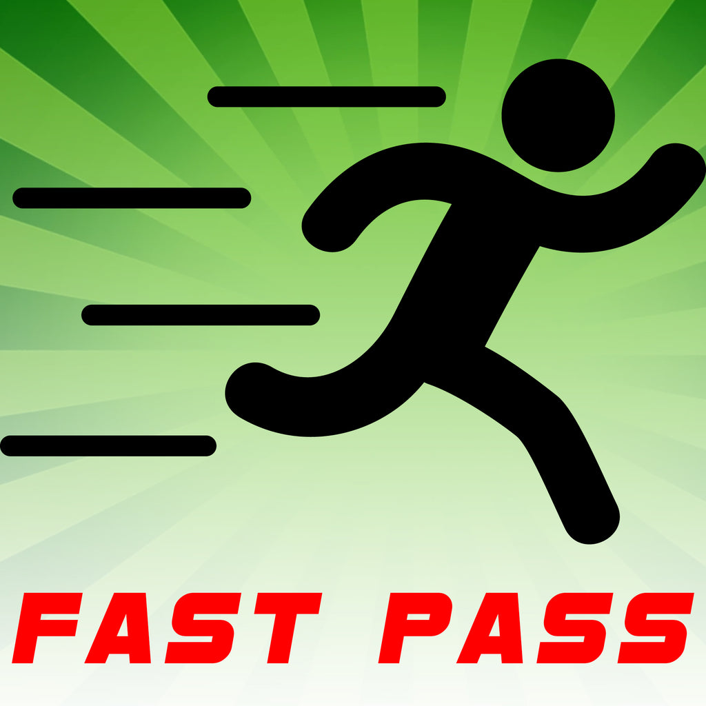 WKP Fast Pass (Rush Processing - 24 Hours)