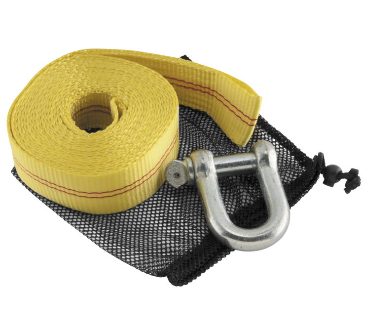 QuadBoss Heavy-Duty Tow Strap