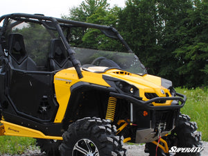Can-Am Commander Half Windshield - Warranty Killer Performance