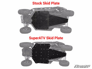 Can-Am Maverick X3 Full Skid Plate - Warranty Killer Performance