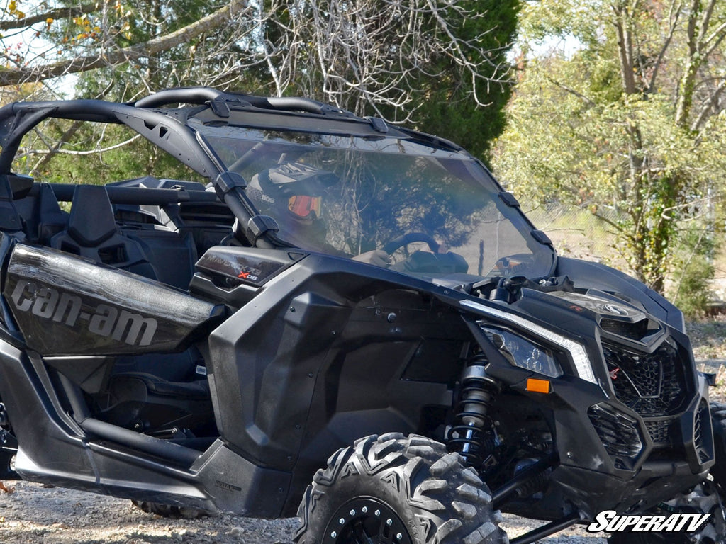 Can-Am Maverick X3 Full Windshield - Warranty Killer Performance