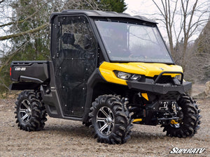 Can Am Defender Full Cab Enclosure Doors - Warranty Killer Performance