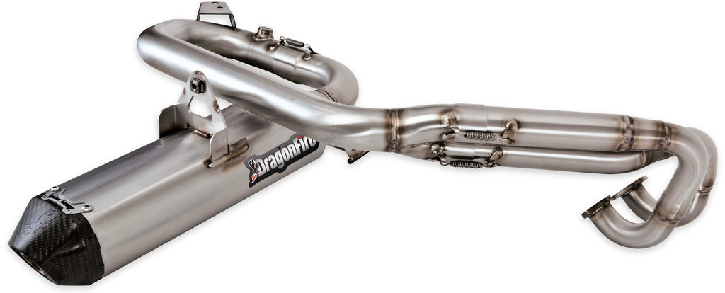DragonFire Full Exhaust System for RZR 800 - Warranty Killer Performance
