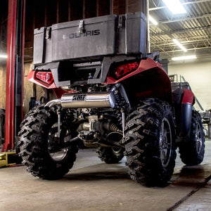 HMF Racing Polaris Sportsman 550/850 Touring- Titan-QS-Series Slip On 11-19
