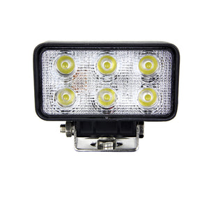 Fracture Series LED Work Light 4.5inch - 18W - Black
