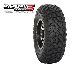RT320 Race/Trail Radial Tire