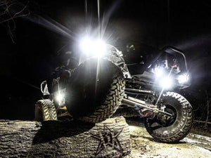 Rigid Industries A-Series Rock Light Kit