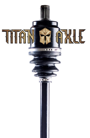 "Titan Axle Polaris RZR +8"" Axle"
