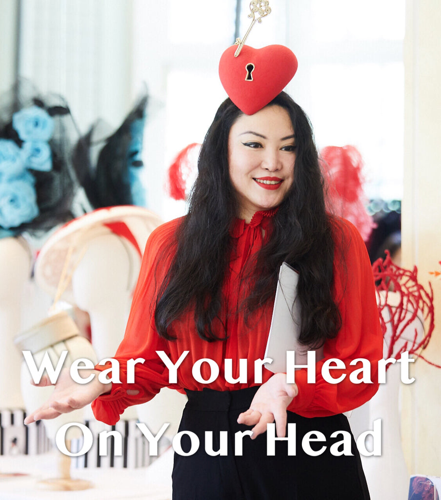 Wear Your Heart On Your Head Talk at China Exchange London