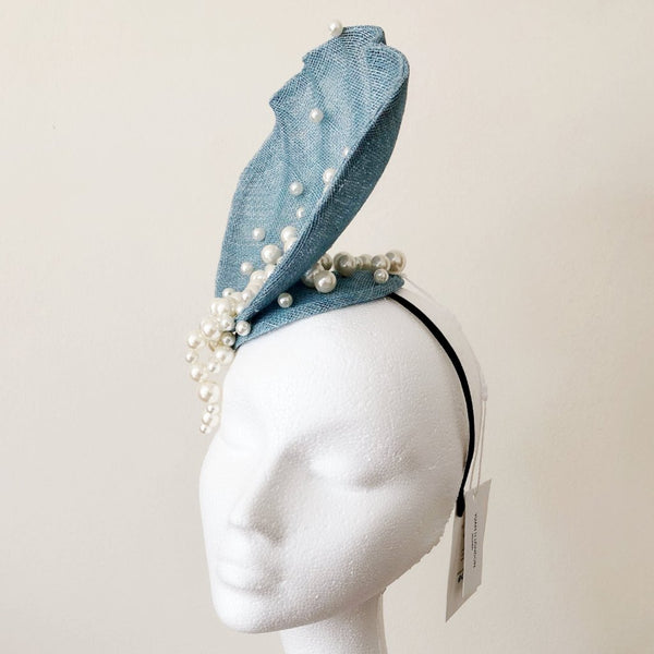 Venus's Pearls Sea Shell Fascinator