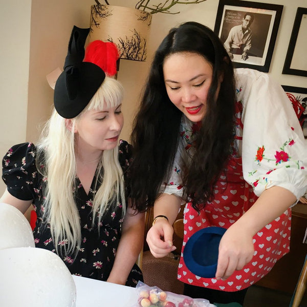 Spring / Summer Fascinator Workshop and Afternoon Tea