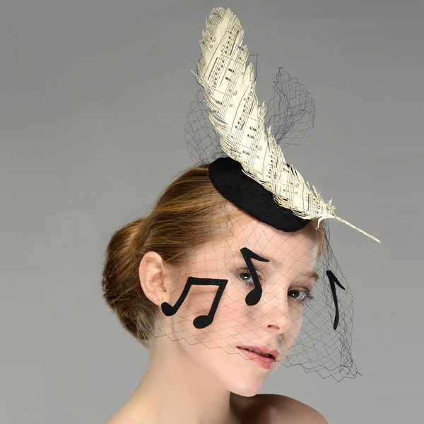 Sound of Music Fascinator