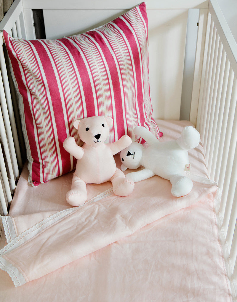 de Buci Baby Crib Sheets