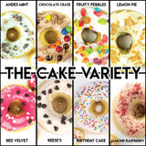 8 Pack - The Cake Variety (GF)