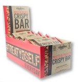 12 Pack - Crispy Bar - Chocolate Chip