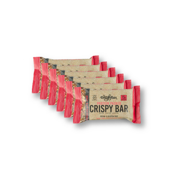 6 Pack - Chocolate Chip Crispy Bar