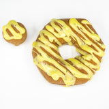 4 Pack - Raised Doughnut - Lemon Poppy