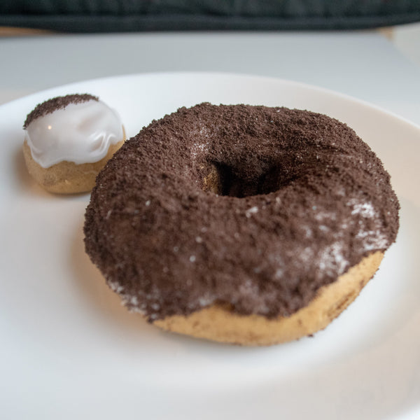 4 Pack - Raised Doughnut - Marshmallow Oreo