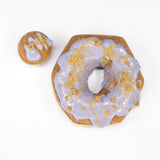 4 Pack - Raised Doughnut - Blueberry Streusel