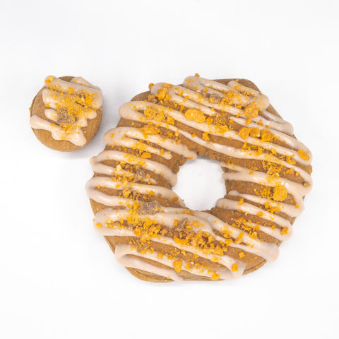 4 Pack - Raised Doughnut - Butterfinger