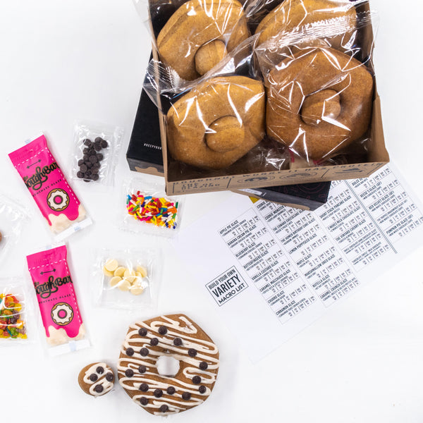 Build Your Own 8 Pack Doughnut Variety