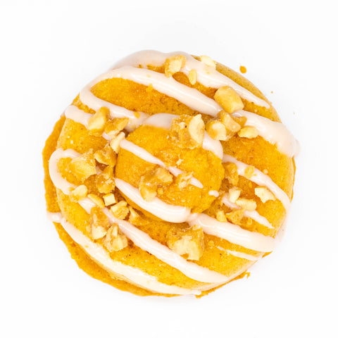 [LIMITED] 4 Pack - Pumpkin Cake Base  + Peanut Brittle (GF)