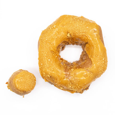 [LIMITED] 4 Pack - Raised Doughnut - Pumpkin Pie
