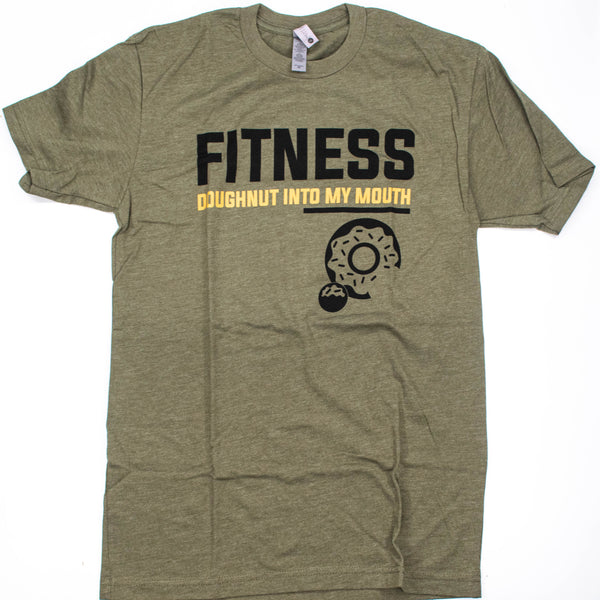 Fitness | Military Green Unisex Tee