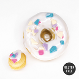 4 Pack - Cake Doughnut - Unicorn