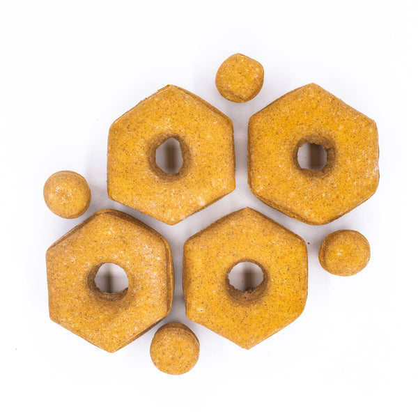 8 Pack - Raised Doughnut - PLAIN