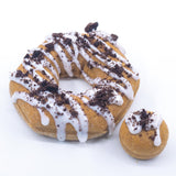4 Pack - Raised Doughnut - Oreo Cheesecake