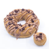 4 Pack - Raised Doughnut - Triple Chocolate