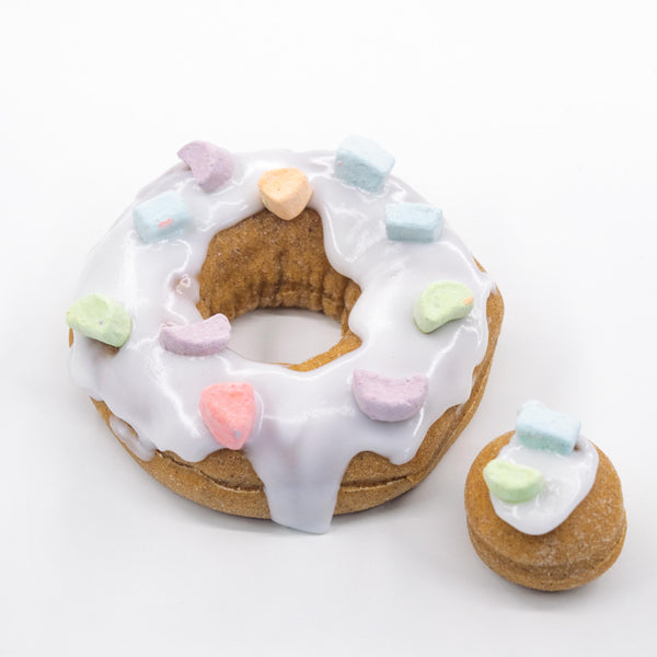 "4 Pack - Raised Doughnut - Lucky Charms ""Mallows Only"""