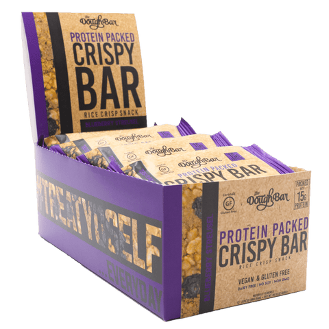 - Crispy Bar - Blueberry Streusel