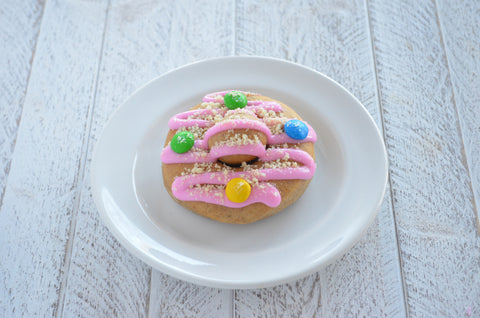 4 Pack - Classic Pink Vanilla w/ Sugar Cookies + M&M's
