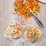 4 Pack - Raised Doughnut - Fruity Pebbles