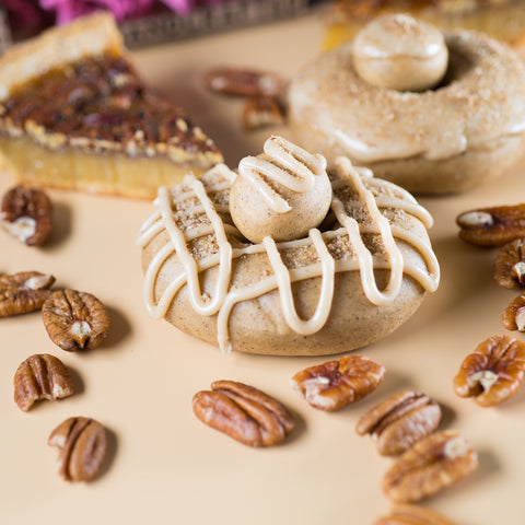 4 Pack - Raised Doughnut - Pecan Pie