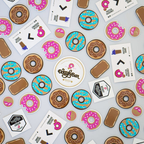 DOUGHnut Sticker Pack