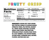 - Crispy Bar - Fruity Crisp