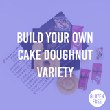 Build Your Own 8 Pack CAKE (GF) Variety