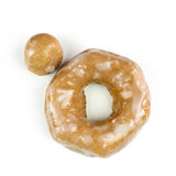 4 Pack - Raised Doughnut - Fuddy Duddy Original Glaze