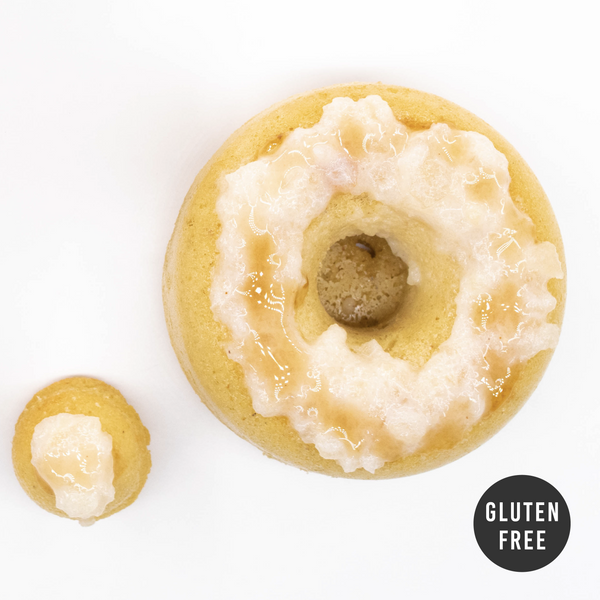 4 Pack - Cake Doughnut - Spiced Pear and Maple