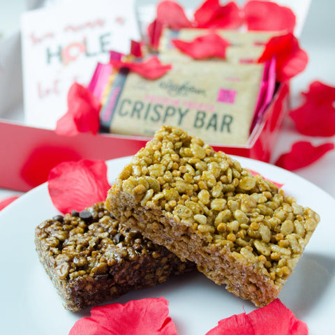 *LIMITED QUANTITIES* Valentines Day Crispy Bar 6 Pack