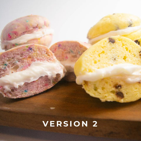 WHOOPIE PIE + Doughnut BUNDLE- Chocolate Chip + Funfetti + Cake & Raised doughnut Variety