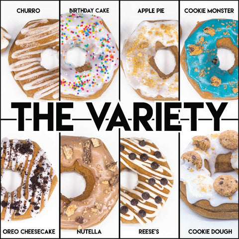 8 Pack - The Variety