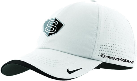 Strong4Sam Nike Dri-fit Hat – Strong4Sam Foundation cc26336c3ea