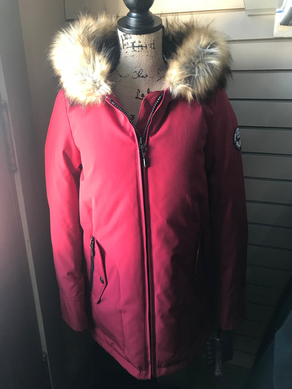 Arctic Expedition Red Coat