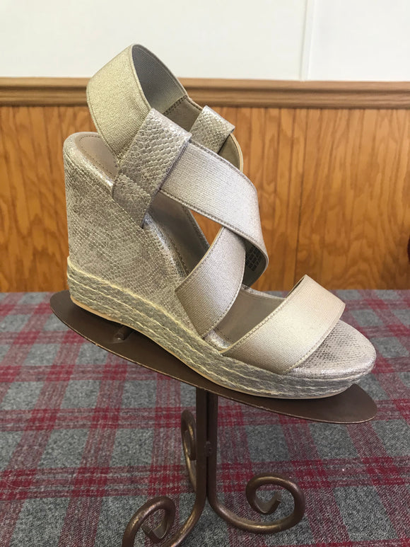 Yellowbox Mabellle Taupe Wedge