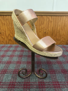 Yellowbox Cathia Rose Gold Wedge